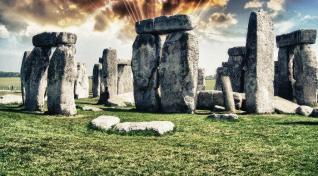 Anglija- V deželi kralja Arthurja