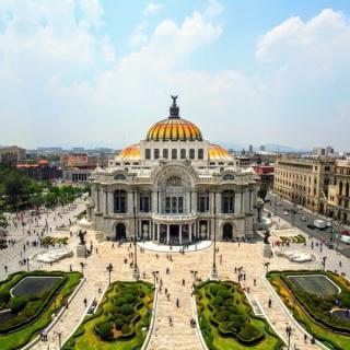 Mehika, Gvatemala, Honduras in Belize, nepozabno d