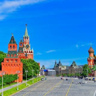 Moskva – mogočna ruska prestolnica