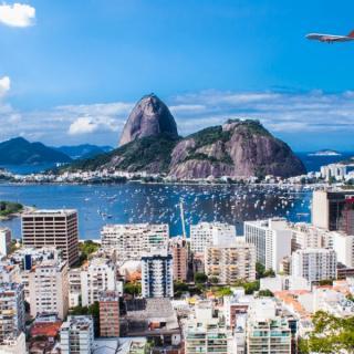Cidade Maravilhosa - Rio De Janeiro 6 dni