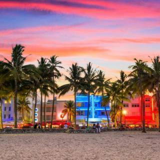 Sončna Florida in Miami