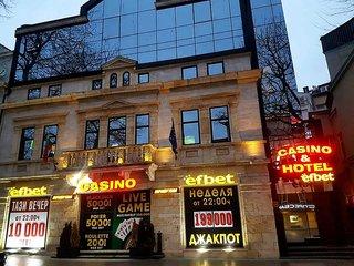 Casino & Hotel Efbet