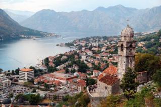 Črna gora - vranac in pršut z nočno vožnjo