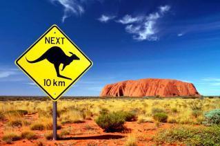 AVSTRALIJA - avtobusno potovanje iz Sydneya do Alice Springsa