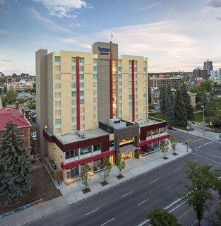 Fairfield Inn And Suites Calgary Downtown