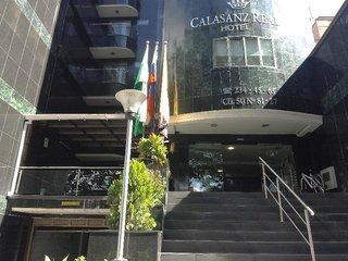 Calasanz Real Hotel