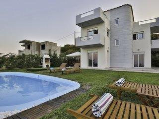 Hill & Sea View Villa
