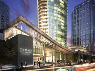Trump International Hotel & Tower 5*, Vancouver
