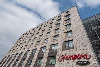 Hampton by Hilton Frankfurt City Centre East